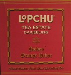 Lopchu Tea Estate Darjeeling Golden Orange Pekoe Tea 500g