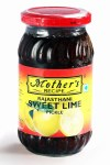 MOTHER'S RECIPE RAJASTHANI SWEET LIME PICKLE 300G