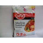 MTR MADRAS SAMBHAR 100G