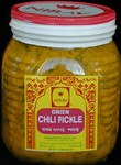NIRAV GREEN CHILI PICKLE 1.5LBS