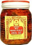 NIRAV HOMEMADE MANGO MILD PICKLE BIG 2 LB