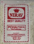 Nirav Poha Thick 800gm