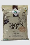 24 Mantra Organic Brown Sona Masoori Raw Rice 10lb