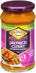 PATAK JALFREZI CURRY SAUCE 15OZ