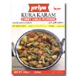 Priya CURRY CHILLI Kura Karam Powder 100G