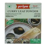 Priya Curry Leaf Powder 100g