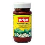Priya Cut Mango Pickles 300g