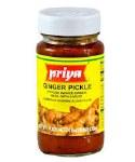 Priya Ginger Pickle Wo Gl 300g
