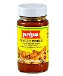 Priya Ginger Pickle Wi Gl 300g