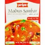 Priya Madras Sambar Rte 300g