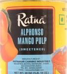 Ratna Mango Pulp 6pc  30oz