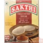 SAKTHI CHILLI CHUTNEY POWDER 200G