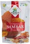 24 Mantra Organic Sambhar Powder 3.5oz