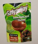SATYAVIJAY DATES-APPLE WOOD CHUTNEY 100G