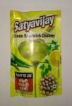 SATYAVIJAY GREEN SANDWICH CHUTNEY 100G