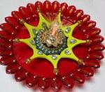 Sunflower Rangoli 2