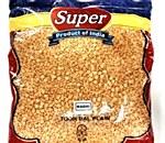 SUPER TOOR DAL PLAIN 4LB (SPLIT PIGEON PEAS)