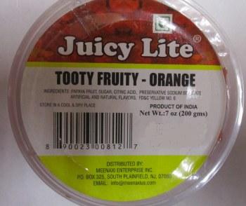 Tooty Fruity 500gm