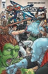 Street Fighter X Gi Joe #5 (Of