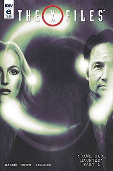 X-Files (2016) #6
