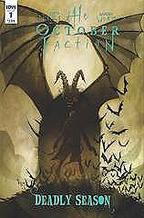 October Faction Deadly Season
