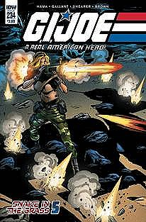 Gi Joe A Real American Hero #2