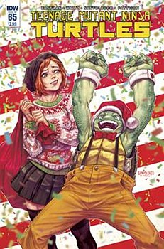 Tmnt Ongoing #65 (C: 1-0-0)