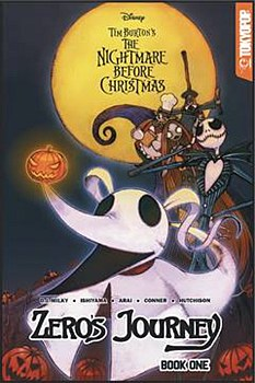 Disney Manga Nightmare Christm