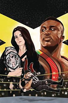 Wwe Nxt Takeover Proving Groun