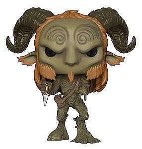 Pop Horror Pans Labyrinth Faun