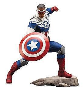 Marvel Captain America Sam Wil