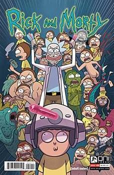 Rick & Morty #50 Cvr A (C: 1-0