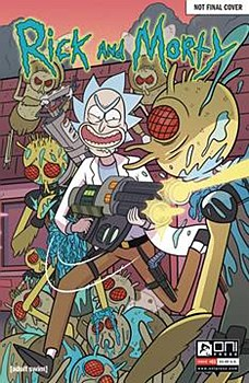 Rick & Morty #3 50 Issues Spec