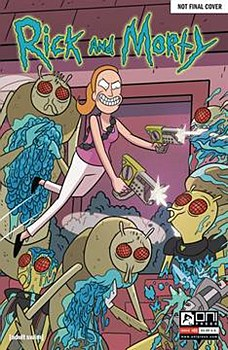 Rick & Morty #5 50 Issues Spec