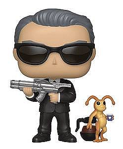Pop & Buddy Men In Black Agent