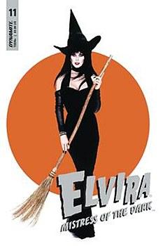 Elvira Mistress Of Dark #11 Cv