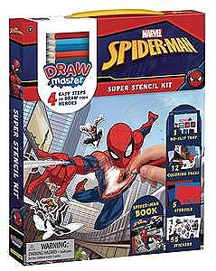 Marvel Drawmaster Spider-Man S