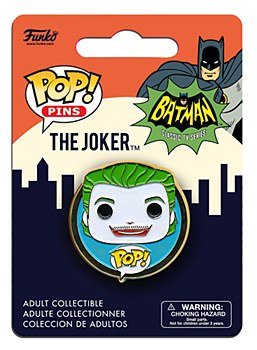 Pop Pins - 1966 Joker