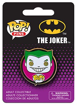 Pop Pins - Joker