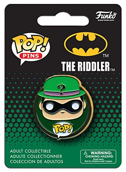 Pop Pins - Riddler