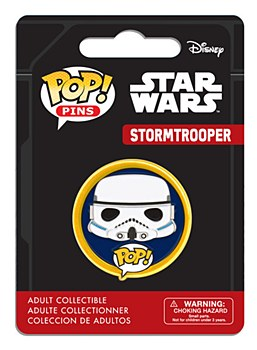 Pop Pins - Stormtrooper