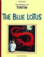 Adv Tintin Hc Vol 02 The Blue