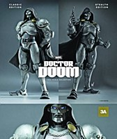 3a X Doctor Doom Fig Classic E