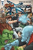 Street Fighter X Gi Joe #5 (Of