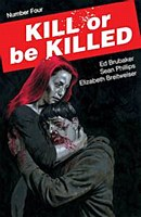 Kill Or Be Killed #4 (Mr)