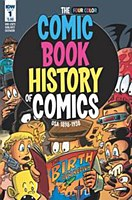 Comic Book History Of Comics #