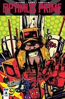Optimus Prime #4