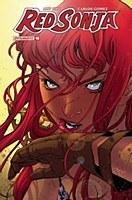 Red Sonja #10 Cvr A Reeder