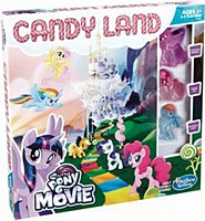 Candy Land Mlp Movie Boardgame
