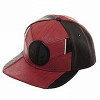 Deadpool Inspired Metal Emblem